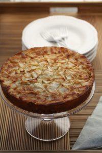Apple Cake for Thanksgiving